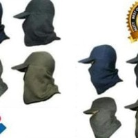 Topi Jepang Masker/Topi Mancing/Topi Ronda/Topi Gunung