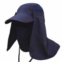 Topi Anti Uv Matahari - Topi Pancing / Mancing - Topi Jepang