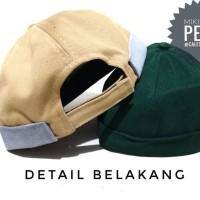 Peci Beanie Brimless Cap Miki Hat Mikihat High Quality