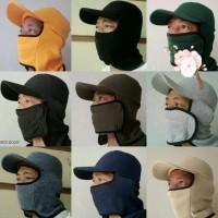 Topi Jepang/ Masker/Proyek/Pancing