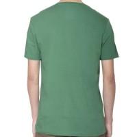 Snapback T-Shirt Bordir Mini Tf10239-Dgrn - S