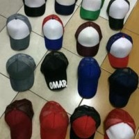 Trucker Hat / Topi Polos