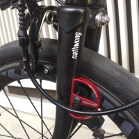 Brompton cable fender disc alloy