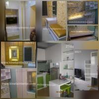 room set apartment kitchen set furniture