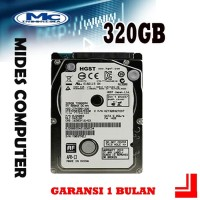 "Hardisk internal Laptop 2.5"" Sata 320 GB All Merk"