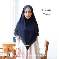 Jilbab Instan Jumbo Hijab Syari Khimar Ananta Rempel