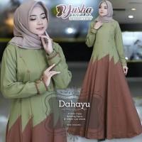 Baju Gamis Syari Wanita Terbaru Baju Hijab Baju Gamis Dress Murah RN1