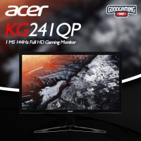 "Acer KG241QP - 23.6"" 144 Hz 1ms Gaming Monitor"