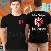 Kaos/Baju/tshirt DIDI KEMPOT SOBAT AMBYAR CAMPURSARI