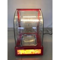 Warming Showcase/ Display Penghangat Makanan dengan Lampu ET-DH-1P