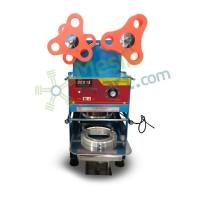 Cup Sealer Mesin Press Gelas ET-A9 Automatic DIGITAL + Gratis Roll