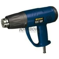 HEAT GUN / MESIN BLOWER PEMANAS / KRISBOW HEAT GUN 2000W