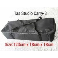 PROMO Tas Studio Carry-3 untuk Perlengkapan Studio Photo termurah