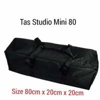 PROMO Tas Studio Mini80 untuk Perlengkapan Studio Photo termurah