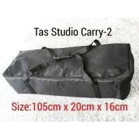 PROMO Tas Studio Carry-2 untuk Perlengkapan Studio Photo termurah