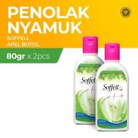 Soffell Botol Apel 80Gr - 2 Botol