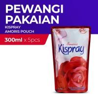 Kispray Refill Pouch Amoris 300Ml x5