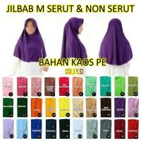 Hijab Jilbab Anak Size Ukuran M Usia Umur 15 16 17 18 Tahun Remaja