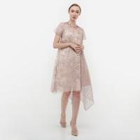 ATELIER MODE Cocktail Dress Asimetrique Layer Shiloh Dress Wanita