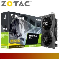 VGA ZOTAC - GAMING GEFORCE GTX 1660 SUPER AMP/ GTX1660 SUPER 6GB GDDR6