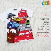 Kaos Anak Laki-laki - Cars Tee SALE