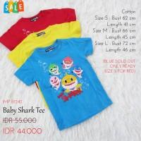 Kaos Anak Perempuan - Babyshark Tee SALE