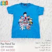 Kaos Anak Cowok - Paw Patrol SALE