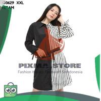 Baju Tunik Wanita XXL Jumbo Murah Atasan Wanita Kekinian 03629