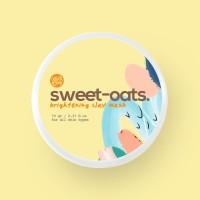 Klei & Clay - Sweet Oats Brightening Mask 50 gr