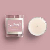 Klei & Clay - I'm Happy Klei & Clay Aromatic Candle 50 gr