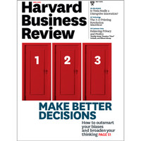 Harvard Business Review May 2015