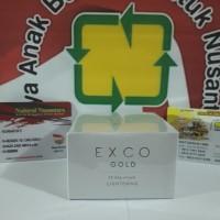 Exco Gold Day Cream Nasa | Krim Wajah Cerah Dan Bebas Flek