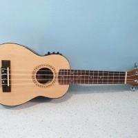 ukulele elektrik cowboy uk21 re ns cowboy original murah jakarta