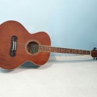 gitar akustik gibson jumbo browndoff murah jakarta