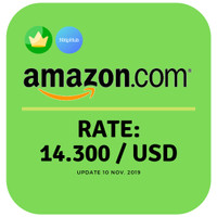 Voucher Amazon Gift Card