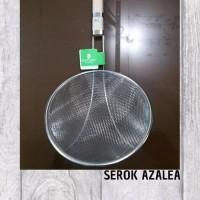 Saringan Minyak Stainless 22 cm / Serokan Gorengan Merek Komodo