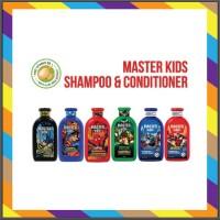 Master Kids Shampo Conditioner Anak Super Hero All Varian 150ml