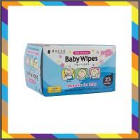 Dacco Baby Wipes Isi 25 Sachet - Tisu Basah untuk Bayi