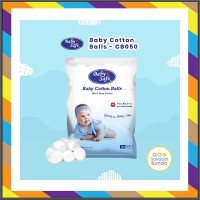 BABY SAFE Cotton Balls - Kapas Bayi Bulat Babysafe - Kapas Bola