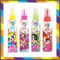 B B Kids Spray Cologne 100ml Botol - Powerpuff Girl Edition