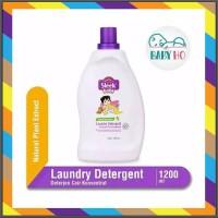 Sleek Baby Laundry Detergent Botol 1200ml