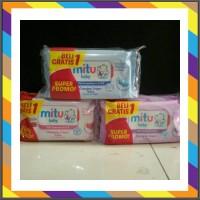 Mitu baby wipes tisu basah beli 1 gratis 1