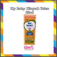 NMBHS036 - My Baby Minyak Telon Plus Longer Protection 60ml 90ml