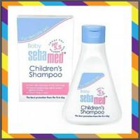 Sebamed children shampoo 250ml Baby Shampoo Shampo Bayi 250 ml