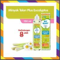 Minyak telon plus eucalyptus 145ml