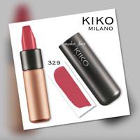 KIKO MILANO | Velvet Passion Matte Lipstick