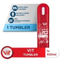 VIT Tumbler Macet Santuy (Red)