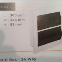 MCB Box 24 Way Group inbow Grup OB LX-24-1 Larkin 24 lubang