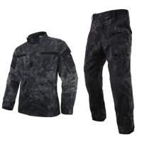 Seragam Combat Suit BDU Set Airsoft Tactical Typhon Outdoor