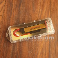 Batere Baterai Airsoft Battery Firefox Lipo 1100 mAh 15c Mini Sugus